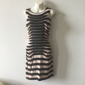 Betsy Johnson SEXY Ruched body con dress size 8